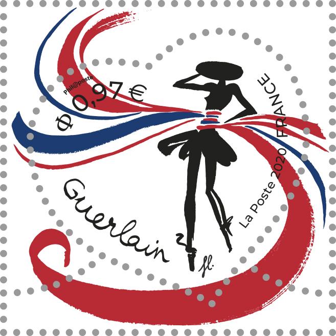 Coeur Guerlain - Ruban