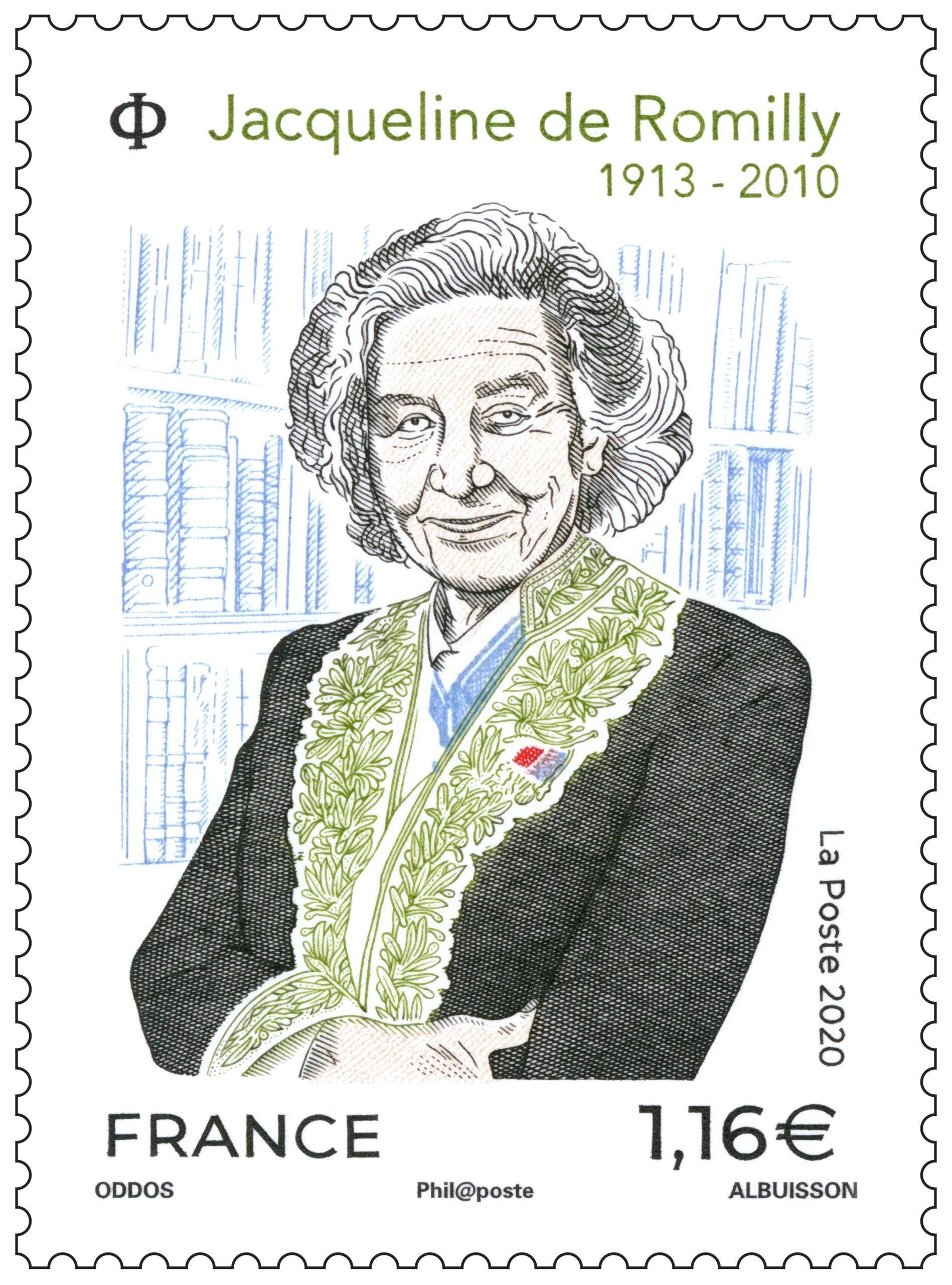 Jacqueline de Romilly 1913-2010