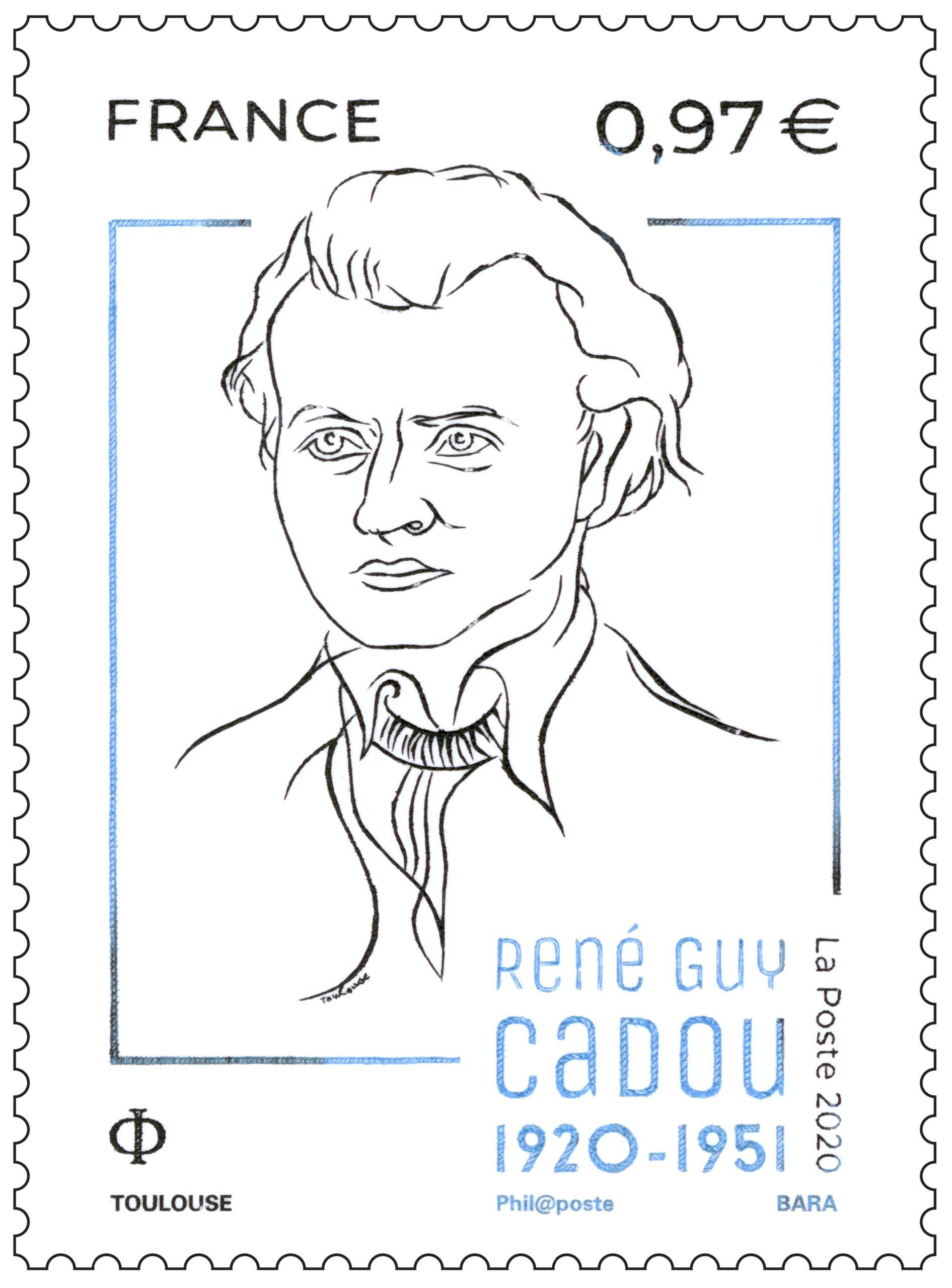 René-Guy Cadou 1920 - 1951