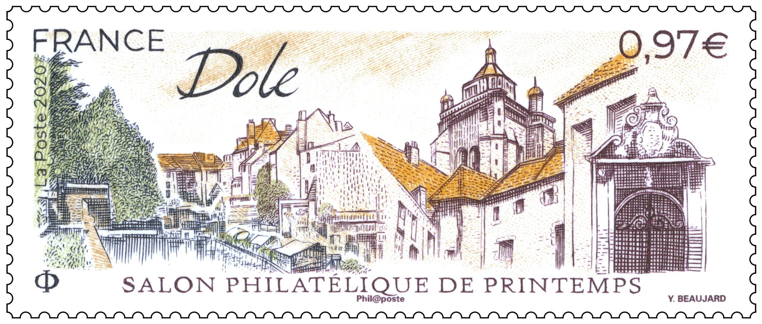 Salon Philatélique de Printemps Dole