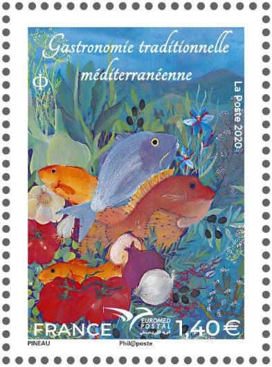 Gastronomie traditionnelle méditerranéenne
