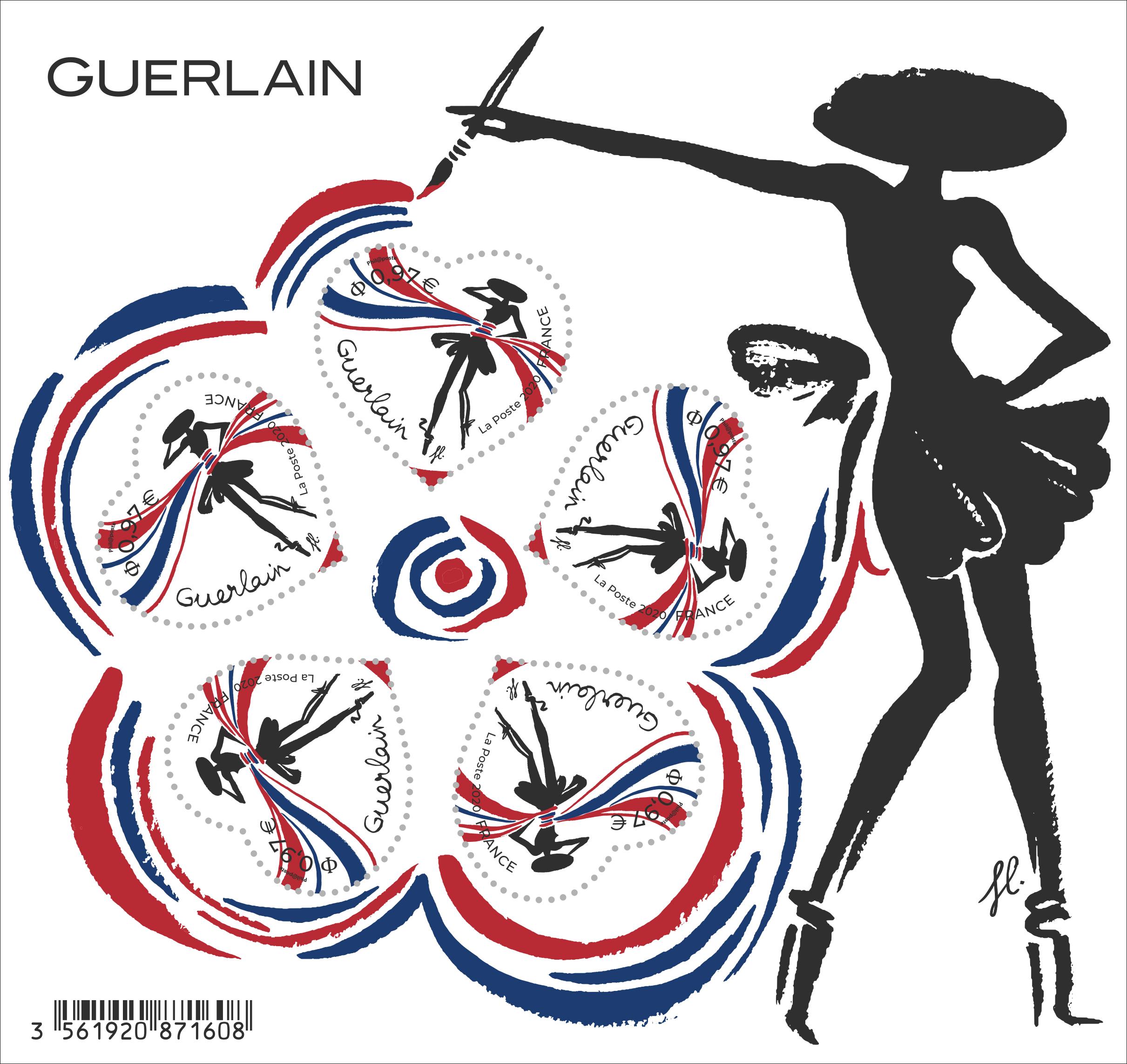 Coeur Guerlain Bloc