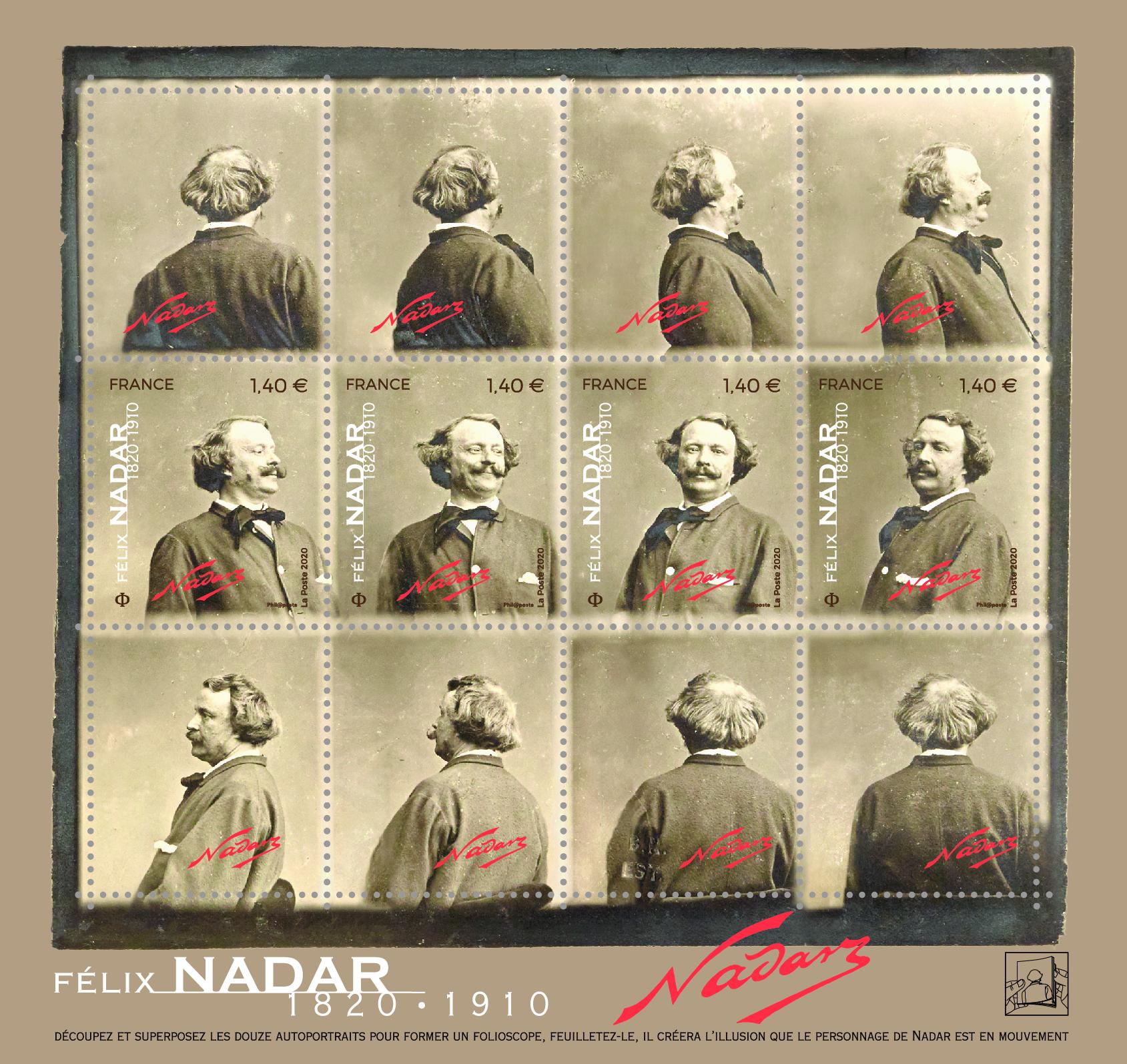 Félix Nadar 1820-1910