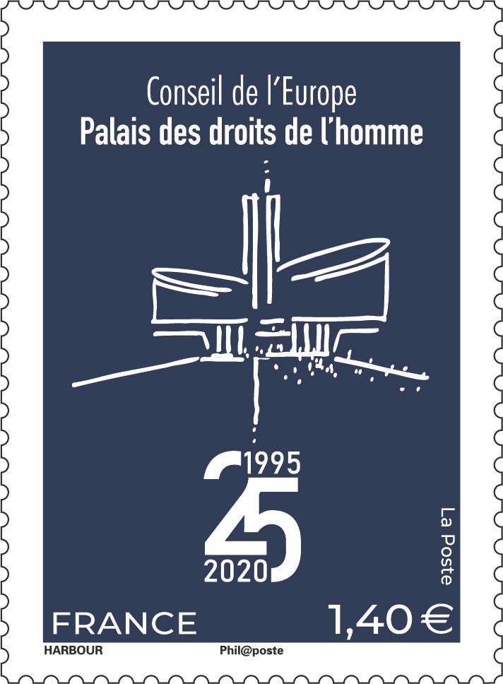 Conseil de l'Europe Palais des droits de l'homme 1995 - 2020