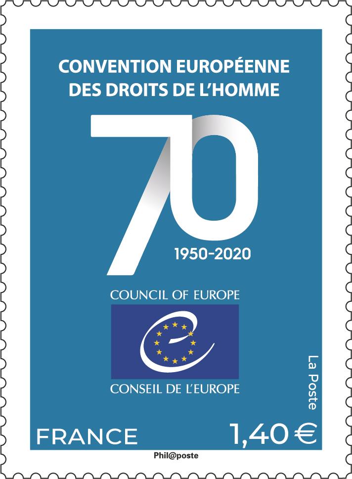 Convention européenne des droits de l'homme 1950-2020