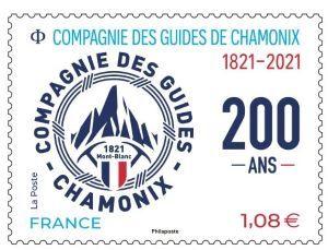 Compagnie des guides de Chamonix  1821-2021  200 ANS