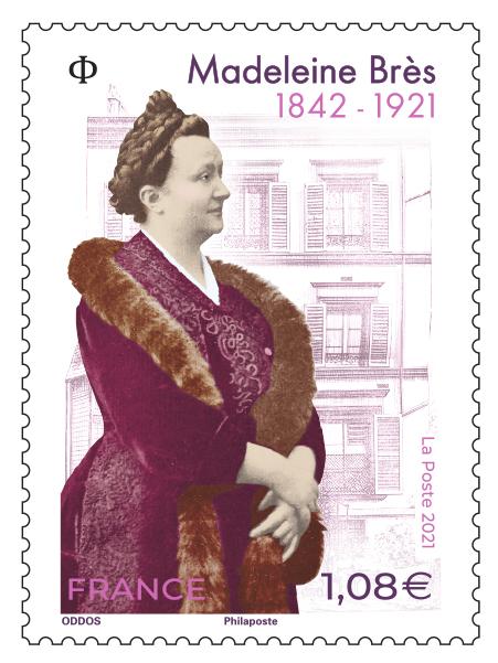 Madeleine Brès 1842 - 1921