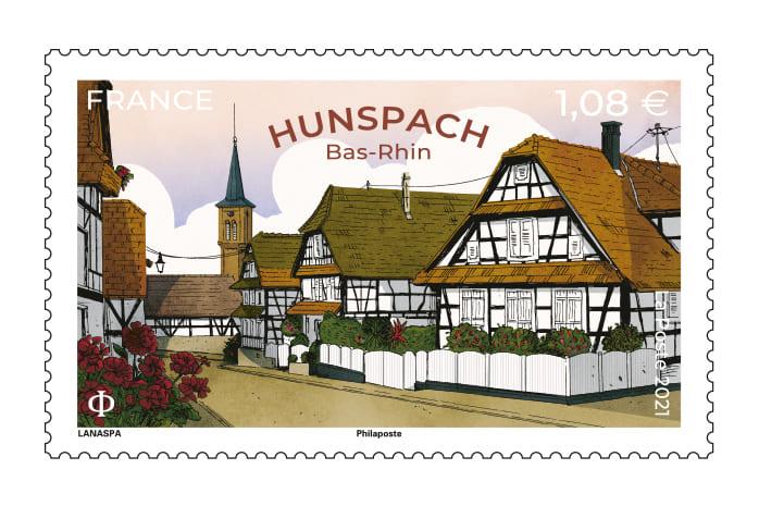 Hunspach Village préféré des Français 2020