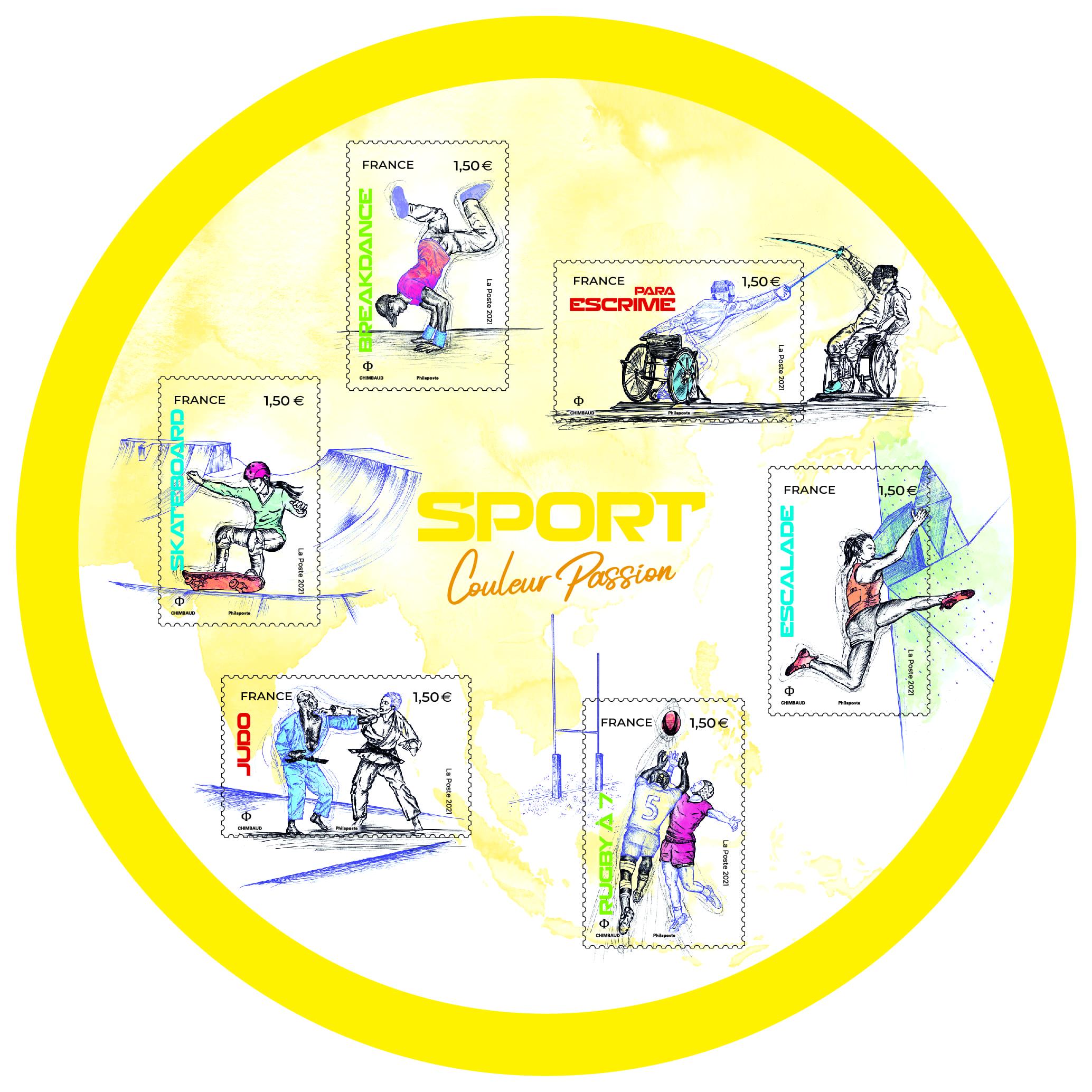 Sport Couleur Passion