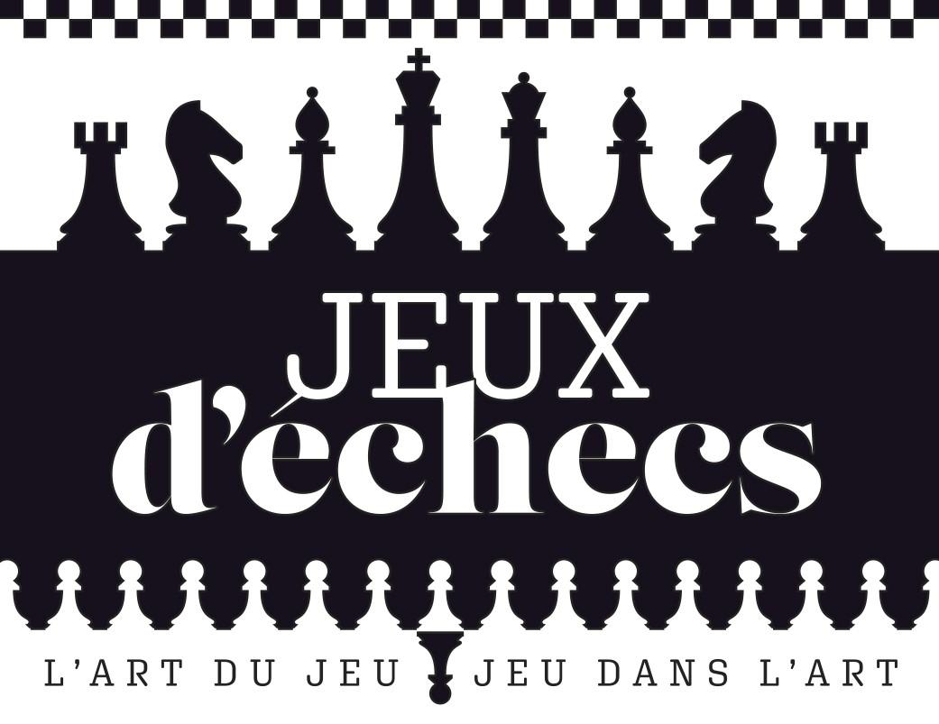 Jeux d'échecs – l'art du jeu – jeu dans l'art