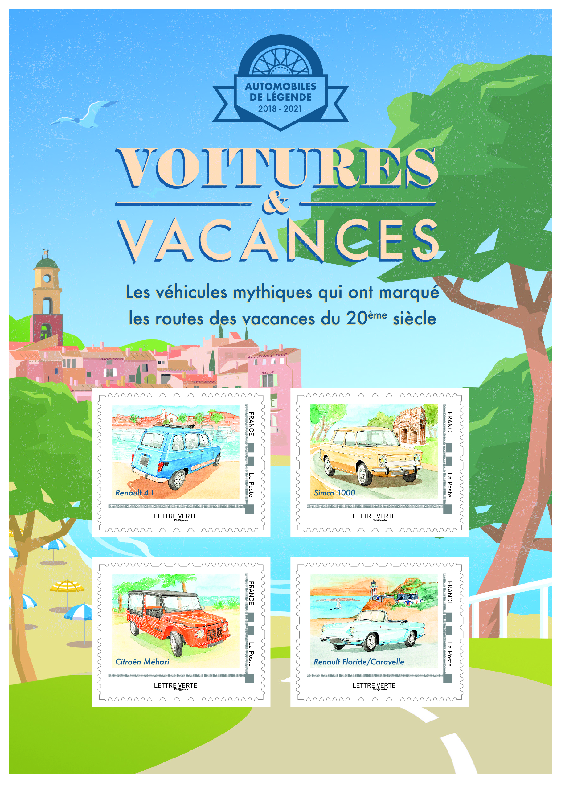 Collector Voitures & Vacances - Mer