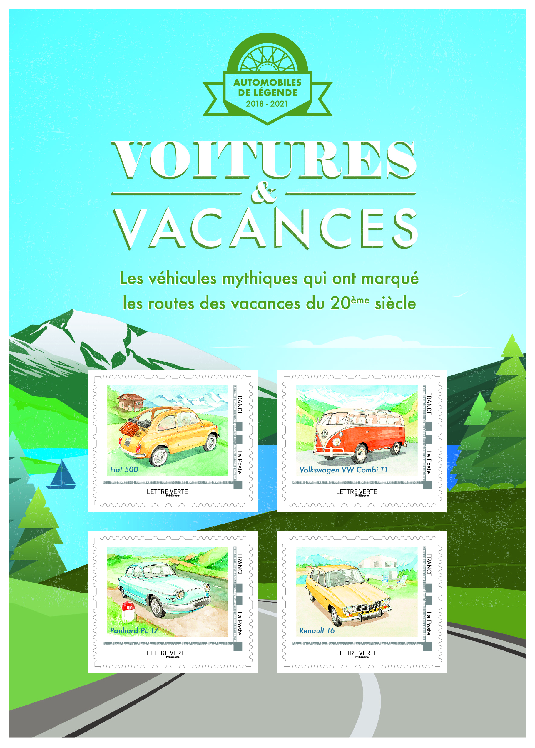 Collector Voitures & Vacances Montagne