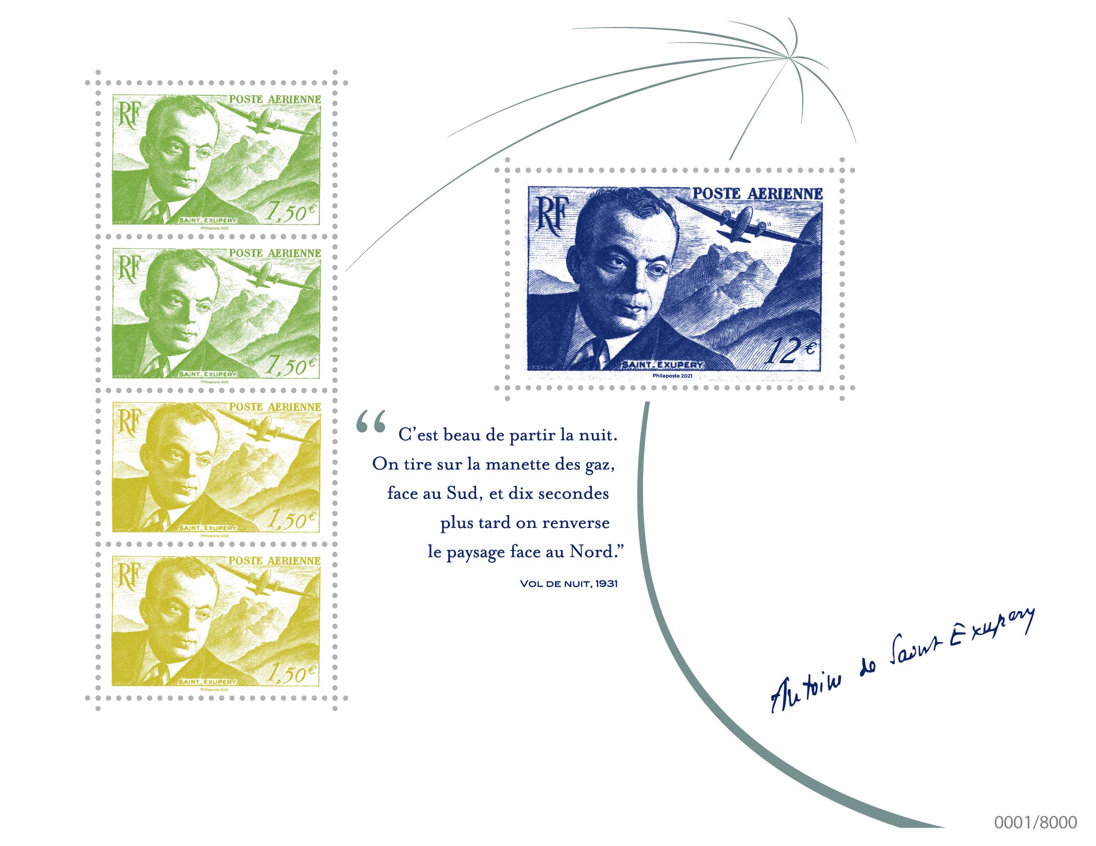 Les émissions spéciales Antoine de Saint-Exupéry
