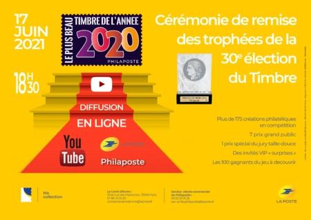 remise des prix EDT 2020 : pub diffusion
