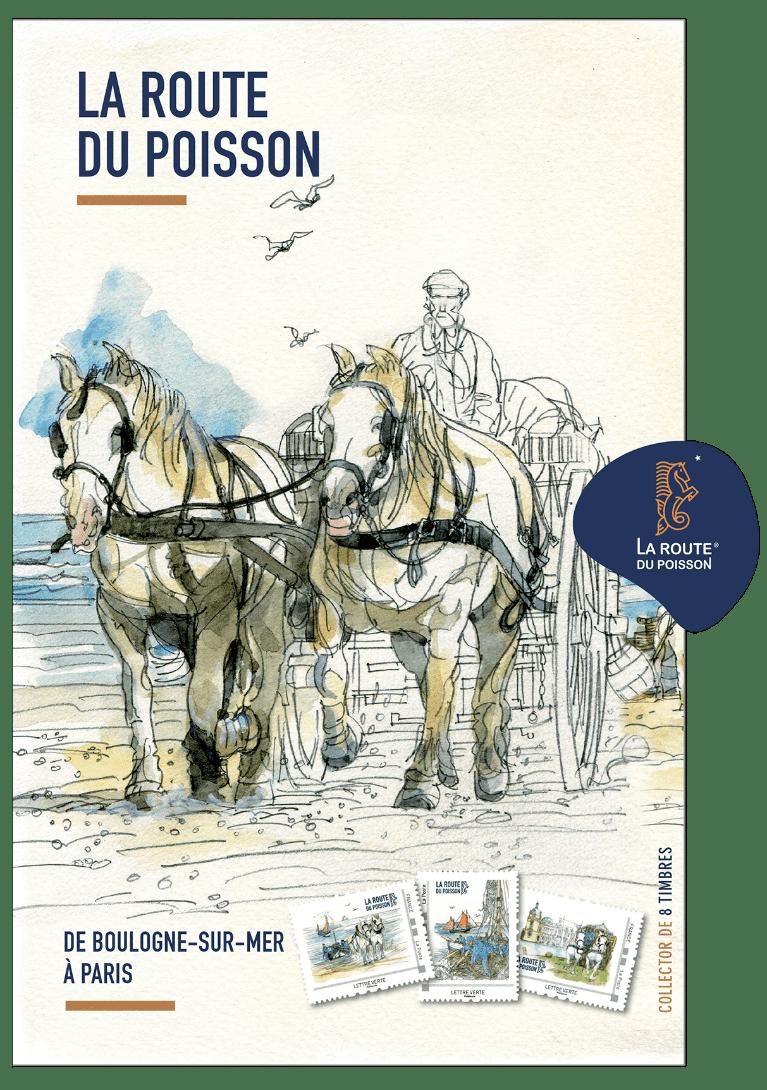 La Route du Poisson - REPORT EN 2022