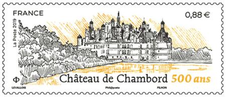 Timbre Chambord EDT2019