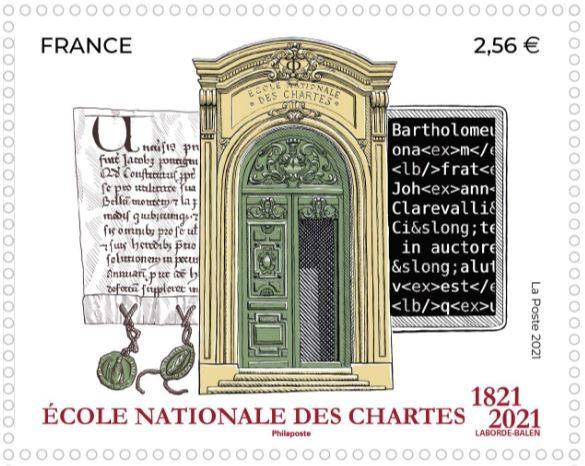 École nationale des chartes 1821-2021