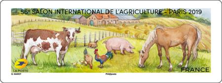 Vignette Lisa salon de l'agriculture  EDT 2019