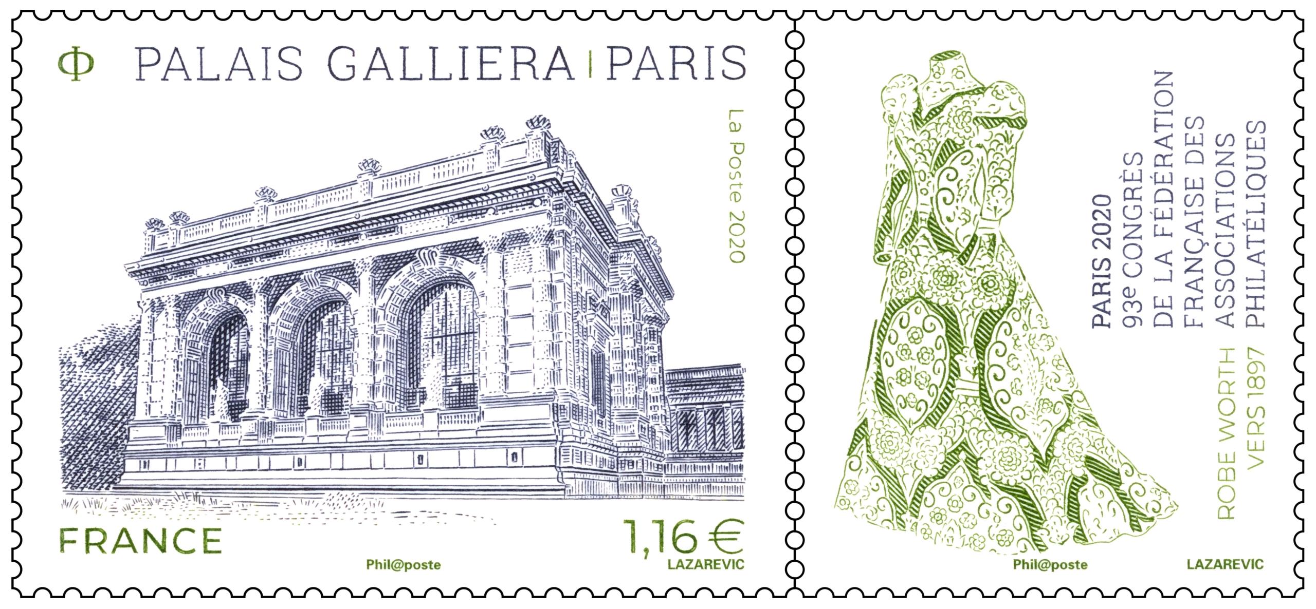 Palais Galliera Paris - 93e Congrès de la FFAP