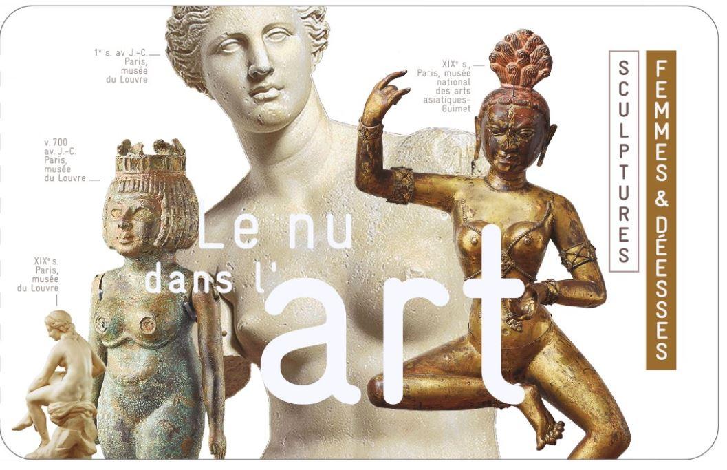 Carnet Le nu dans l'art