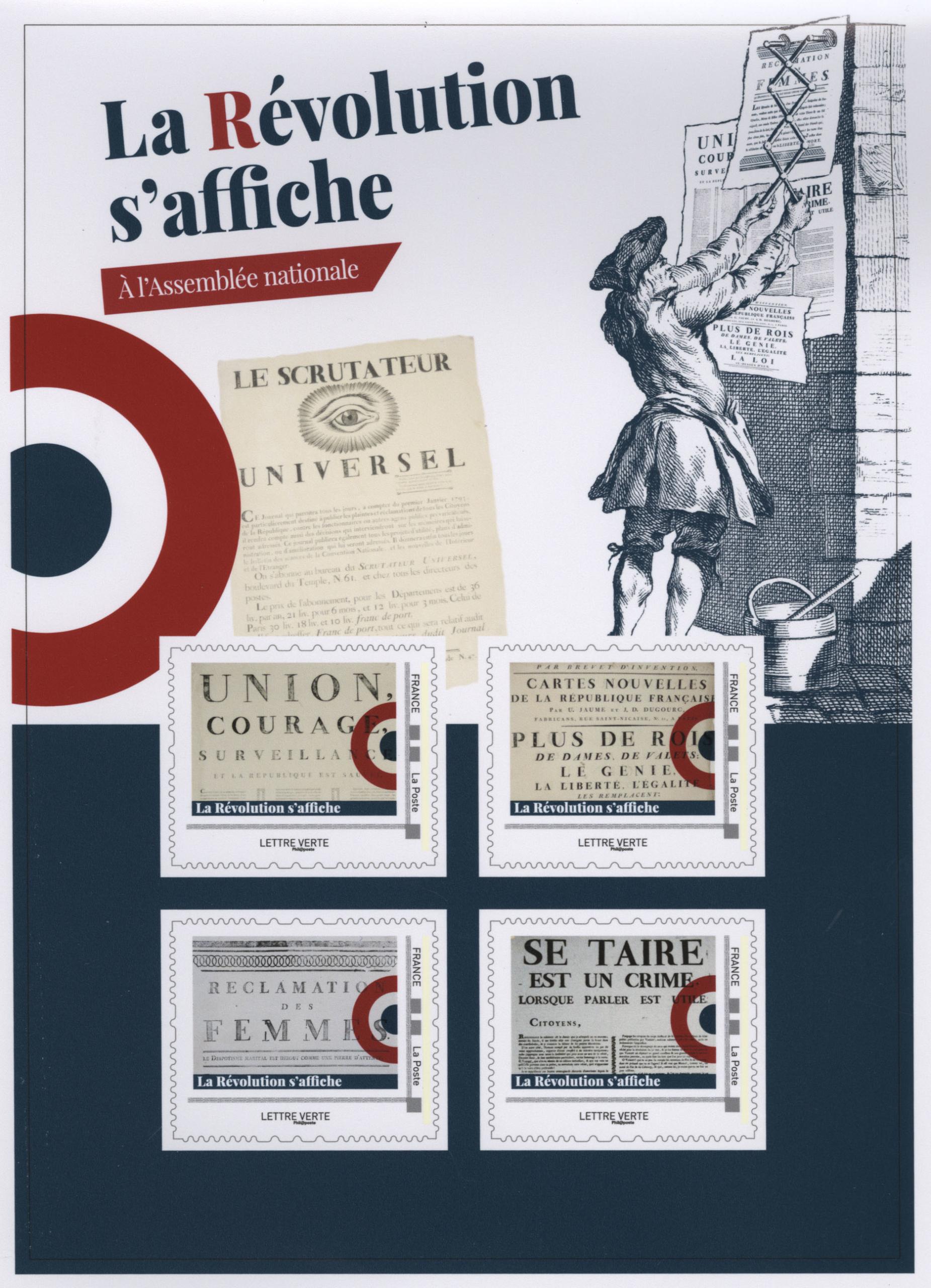 Collector La Révolution s'affiche