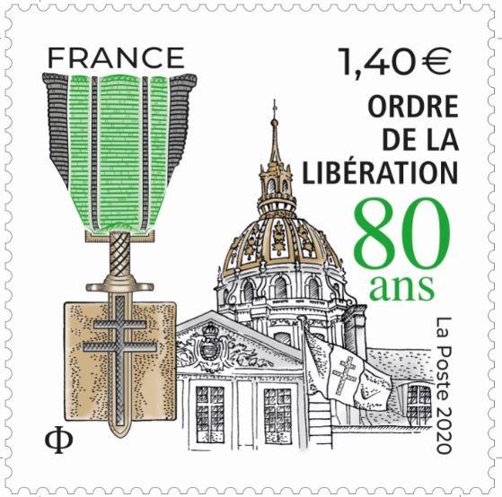 Ordre de la Libération 80 ans