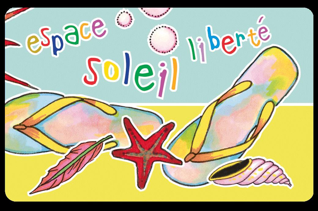 Carnet Espace Soleil Liberté
