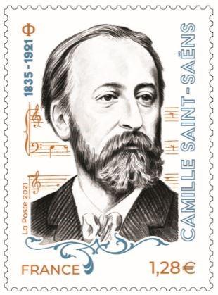 Camille SAINT-SAËNS 1835 - 1921