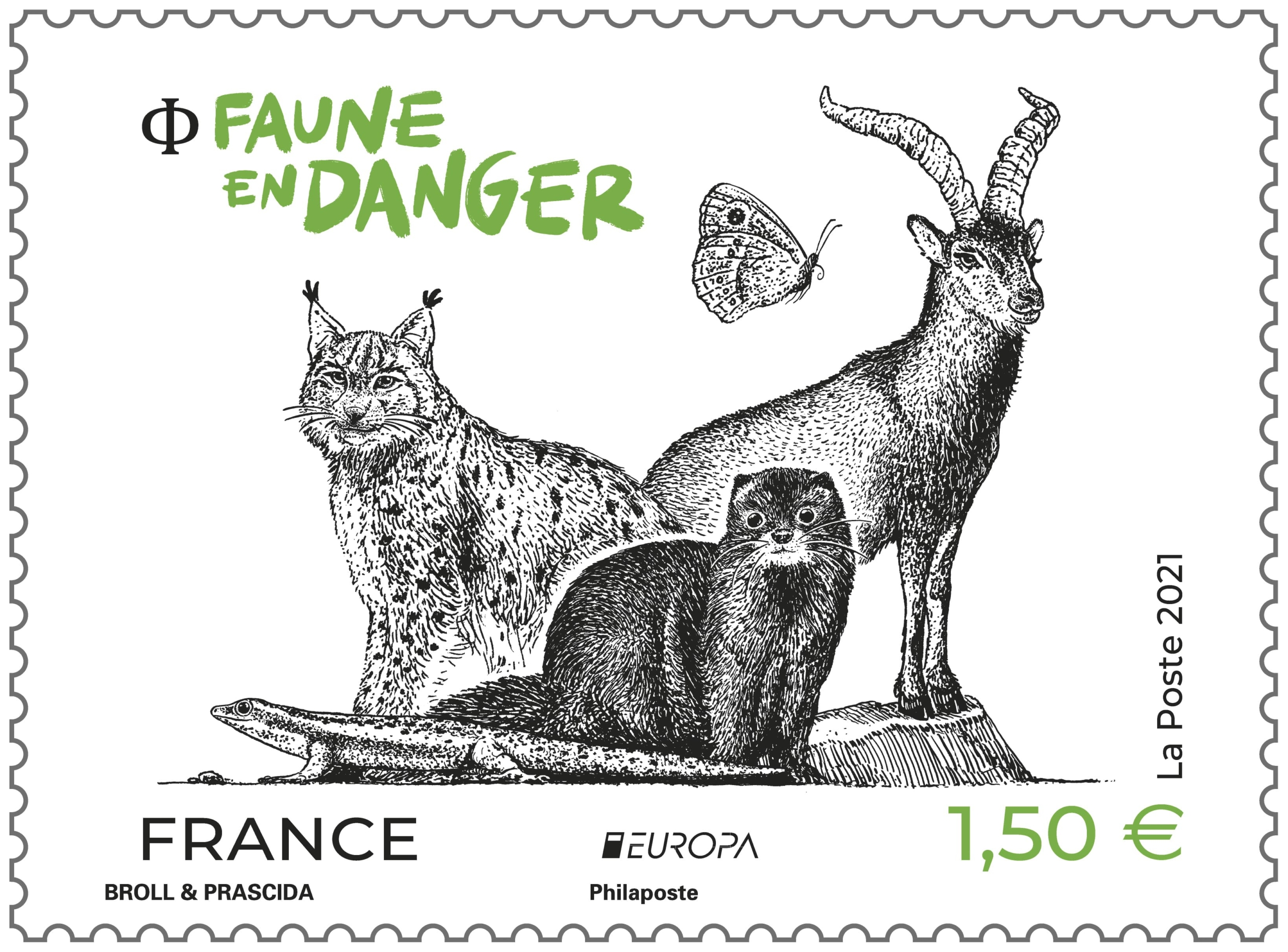 FAUNE EN DANGER EUROPA