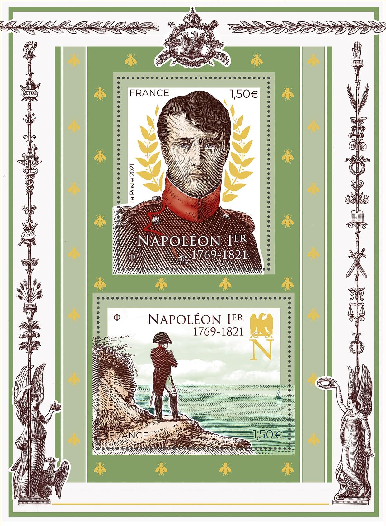 Napoléon 1769 - 1821