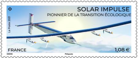 Timbre Solar Impulse