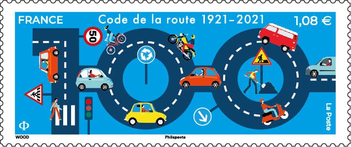 Les 100 ans du code de la route