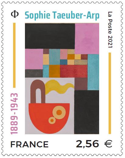 Sophie Taeuber-Arp 1889-1943