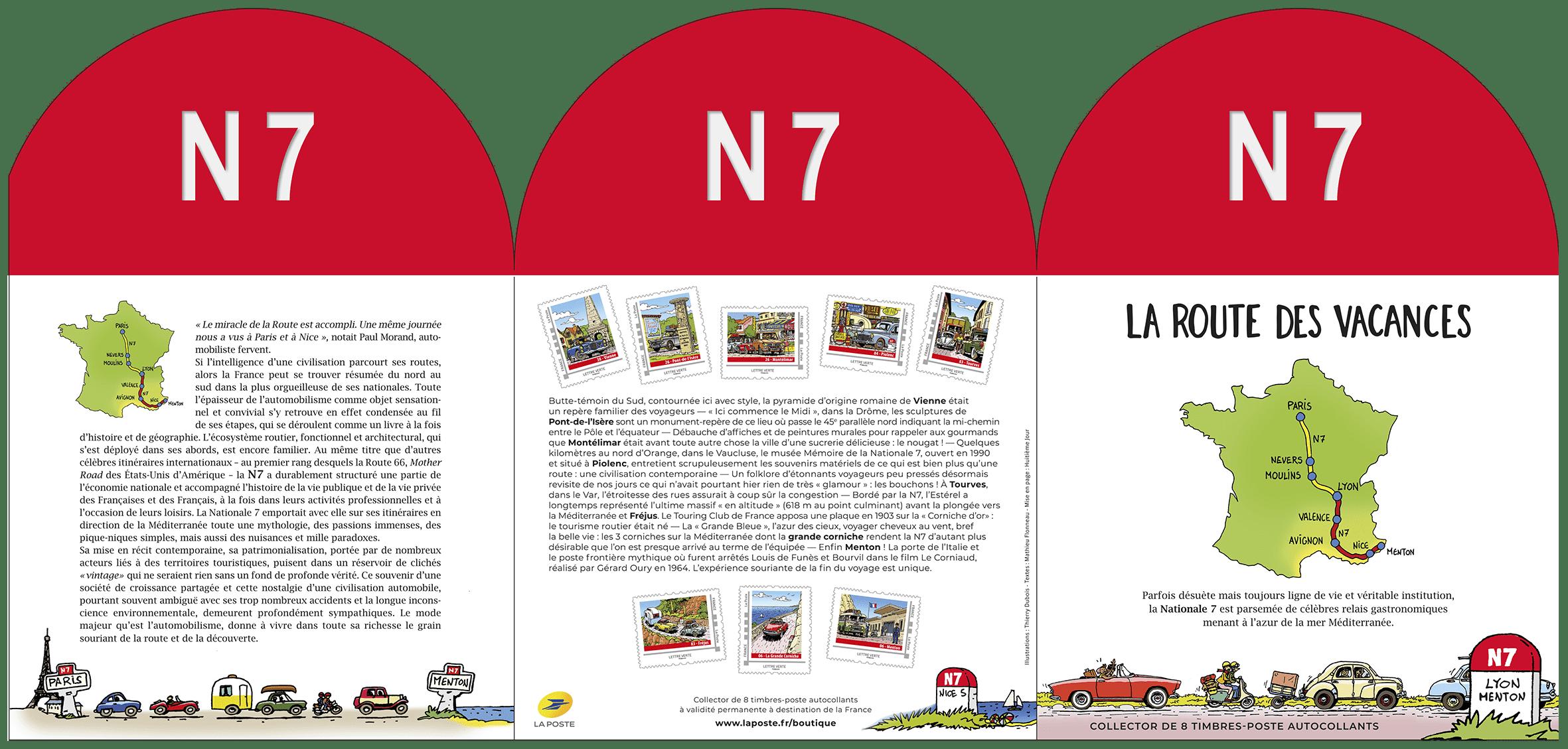 N7 la route des vacances