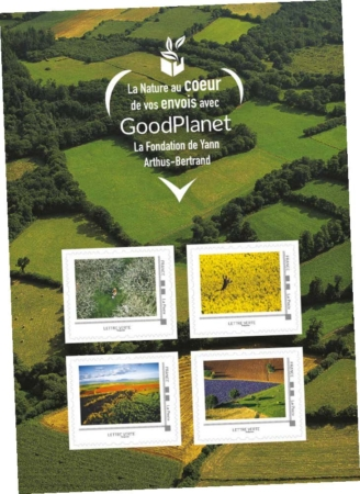 Collecteor de timbres GoodPlanet