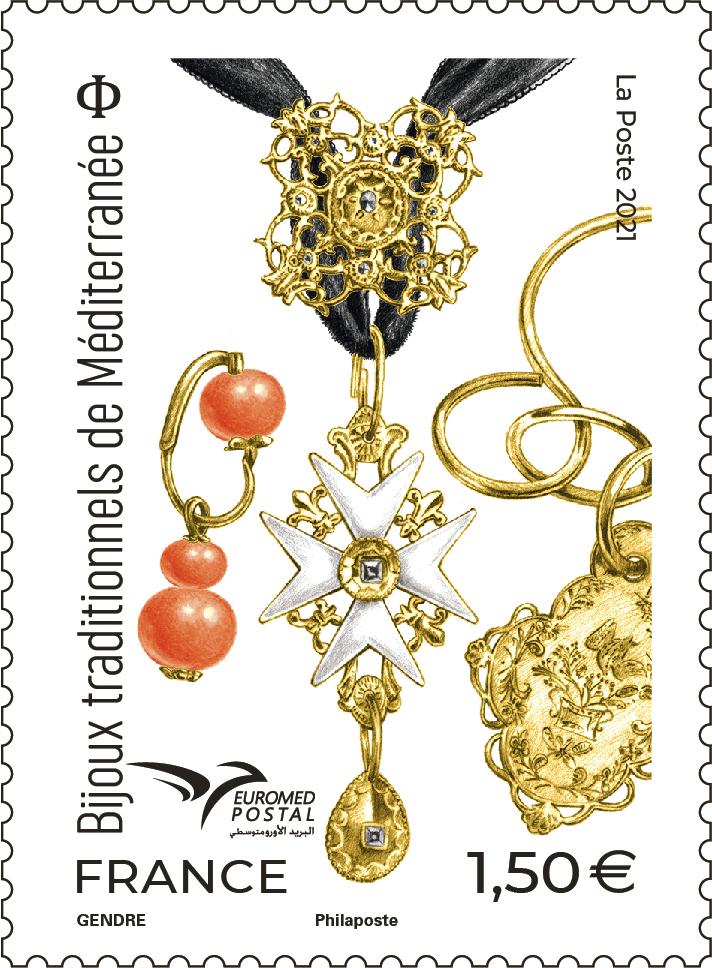 Bijoux traditionnels de Méditerranée