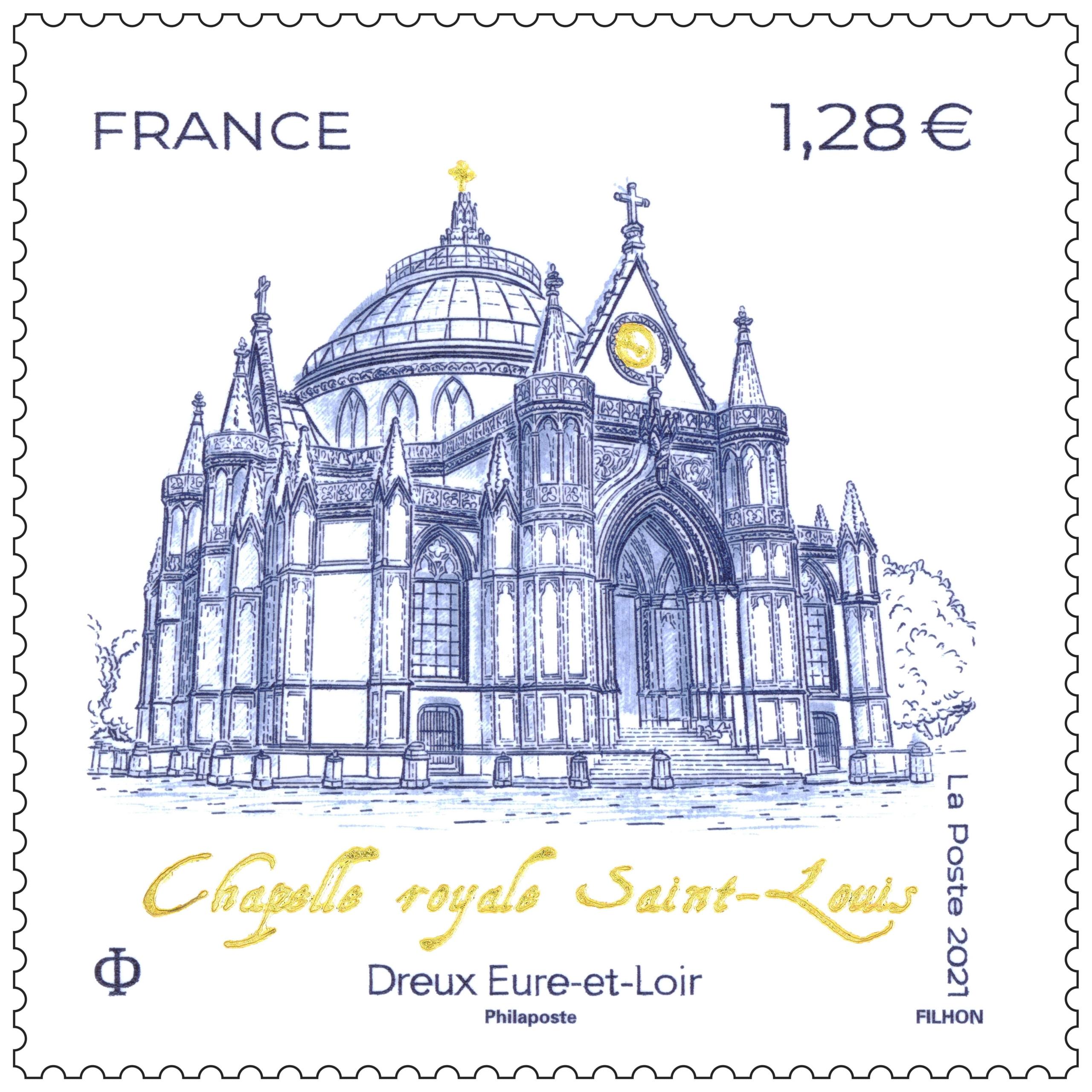 Chapelle royale Saint-Louis Dreux Eure-Et-Loir
