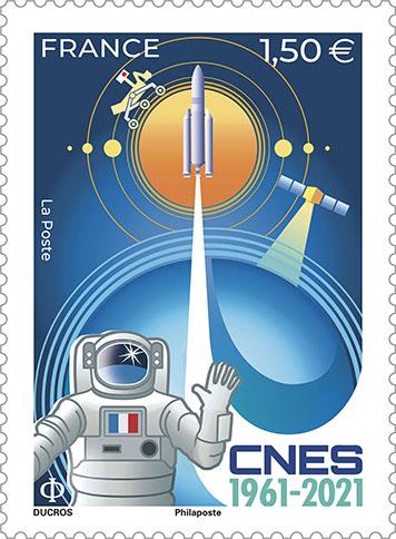 CNES 1961-2021