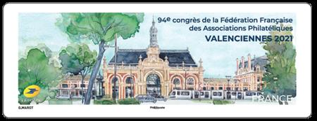 LISA Valenciennes 94e Congrès FFAP