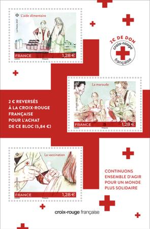 bloc Croix-Rouge 2021