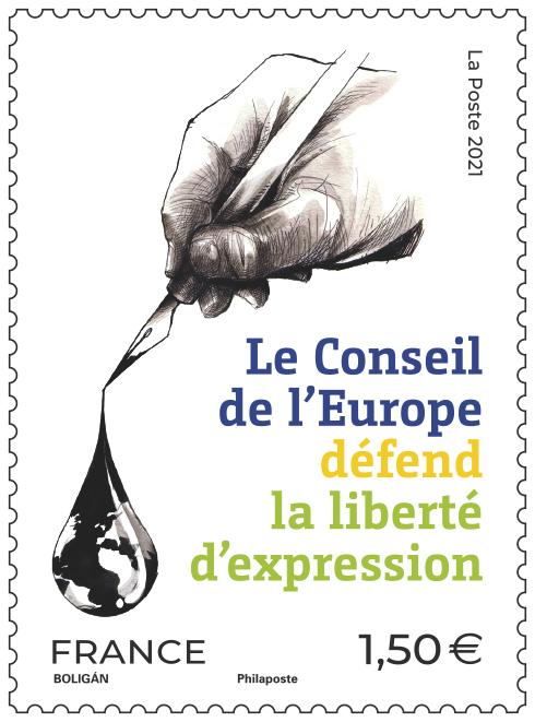Le Conseil de l'Europe défend la liberté d'expression